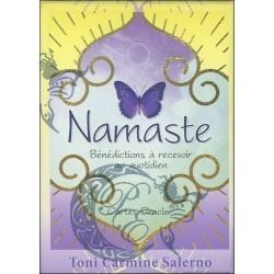Namaste - Bénédictions à...