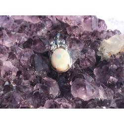 Pendentif en Opale Noble