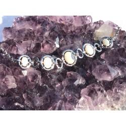 Bracelet en Opale Noble