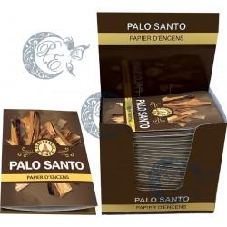Papiers d'encens Palo Santo