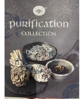 Coffret encens purification
