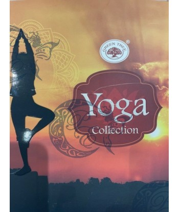 Coffret Encens Bâton Yoga