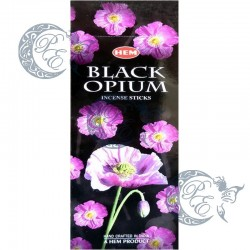Encens Opium noir bâton